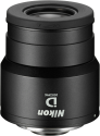 Nikon MEP-38W - Oculaire - Champ angulaire apparent 66.4° - Noir