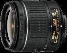Nikon NIKKOR 18 mm - 55 mm f/3.5-5.6 AF-P DX G VR