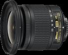 Nikon NIKKOR AF-P DX G VR - Zoomobjektiv - 10–20 mm - f/1:4.5–5.6  - Schwarz