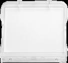 Nikon BM-3 - LCD Monitor Cover - Plastica - Transparente