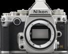Nikon Df - Spiegelreflexkamera - 16.2 MP - Silber