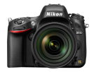Nikon D610, Body, 24.3 MP, Nero