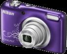 Nikon Coolpix A10 - Digitalkamera - 16.1 MP - Violett Lineart