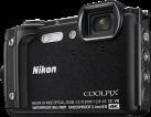 Nikon COOLPIX W300 - Digitale Kompaktkamera - 16 MP - Schwarz