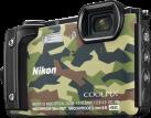 Nikon COOLPIX W300 - Digitale Kompaktkamera - 16 MP - Camouflage