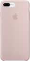 Apple Coque en silicone iPhone 7 Plus - rose