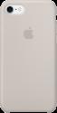 Apple iPhone 7 Silikon Case - Grau