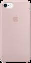 Apple iPhone 7 Silikon Case - Pink