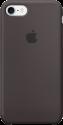 Apple iPhone 7 Silikon Case - Kakao