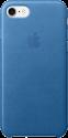 Apple Custodia in pelle per iPhone 7 - azzurro mare