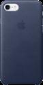 Apple Custodia in pelle per iPhone 7 - blu notte
