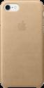 Apple Custodia in pelle per iPhone 7 - sahara