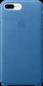 Apple Custodia in pelle per iPhone 7 Plus - azzurro mare