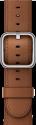 Apple 42 mm Klassisches Lederarmband - Braun