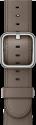 Apple 42 mm Klassisches Lederarmband - Beige