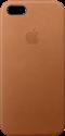 Apple iPhone SE Leder Case - Braun