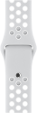 Apple 42 mm Nike Sportarmband - Weiss