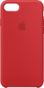 Apple Silikon Case - per iPhone 7/8 - Rosso