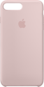 Apple Custodia in silicone - Per iPhone 8 Plus / 7 Plus - Rosa sabbia