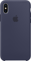 Apple Silikon Case - Bleu nuit