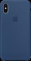Apple Silikon Case - Kobaltblau