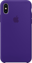 Apple Silikon Case - Ultraviolet