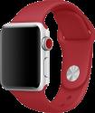 Apple Bracelet Sport - 38 mm - Rouge