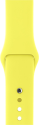 Apple Bracelet Sport - 38 mm - Jaune