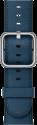 Apple Bracelet Boucle classique 38 mm, Bleu Cosmos