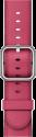 Apple Klassisches Lederarmband - Grösse 42 mm - Fuchsienpink