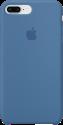 Apple Silicone Case - Schutzhülle - Für iPhone 7 Plus/8 Plus - Denimblau