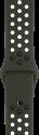 Apple Nike Sport Band - Bracelet - 38 mm-S/M et M/L - Kaki cargo/Noir