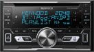 KENWOOD DPX-5100BT - Autoradio - Bluetooth - Noir