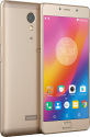 lenovo P2 - Android Smartphone - Dual-SIM - Champagner Gold