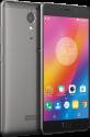 lenovo P2 - Android Smartphone - Dual-SIM - Graphit Grau