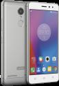 lenovo K6 - Android Smartphone - Dual-SIM - Silber