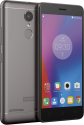lenovo K6 - Android Smartphone - Dual-SIM - Dunkelgrau