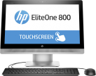 HP EliteOne 800 G2 NT - Desktop-PC - Intel® Core™ i7-6700 (3.4 GHz) - Noir