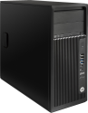 HP Z240 TWR - Desktop-PC - Xeon E3-1245v5  (3.5 GHz) - Nero