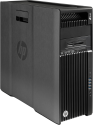 HP Z640 - Desktop-PC - Xeon E5-2650v4 (2.2 GHz) - Noir
