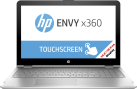 hp ENVY x360 15-aq160nz - Convertible - Intel Core i7-7500U (2.7 GHz) - Silber