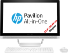 hp Pavilion 24-B220NZ - All-in-One - 128 GB SSD - Weiss