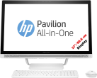 hp Pavilion 27-A240NZ - All-in-One - 128 GB SSD - Weiss