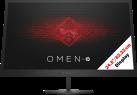 hp OMEN 25 - Gaming-Monitor - Display 24.5 / 62.23 cm - Schwarz
