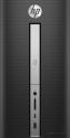 hp Pavilion 570-p040nz - Desktop-PC - Intel® Core™ i5-7400 (3 GHz) - Schwarz