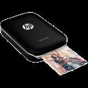 HP Sprocket - Kompaktfotodrucker - Bluetooth - Schwarz