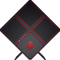 hp OMEN X by HP 900-180nz - Gaming-PC - Intel Core i7-7700K (4.2 GHz) - Schwarz/Rot