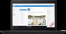 lenovo ThinkPad E470 - Notebook - Intel® Core™ i7-7500U Prozessor (bis zu 3.5 GHz, 4 MB Intel® Cache) - Schwarz