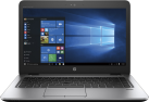 HP EliteBook 840 G4 - Notebook - 14 / 35.56 cm - Argento