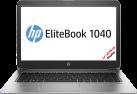 hp EliteBook 1040 G3 - Notebook - Intel® Core™ i7-6500U Prozessor (bis zu 3.1 GHz, 4 MB Intel® Cache) - Silber